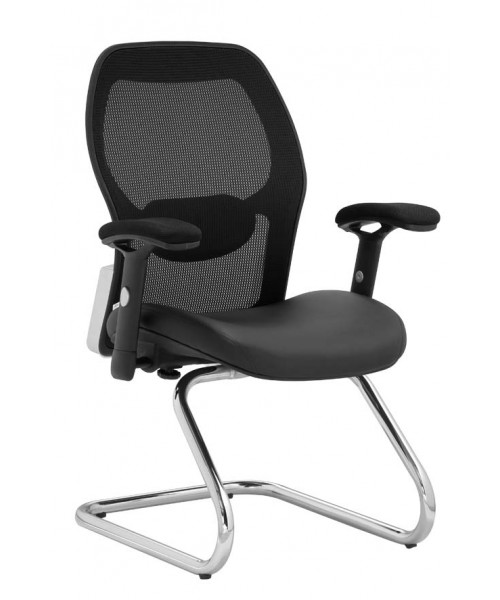 Cadeira Leader Diretor Fixa